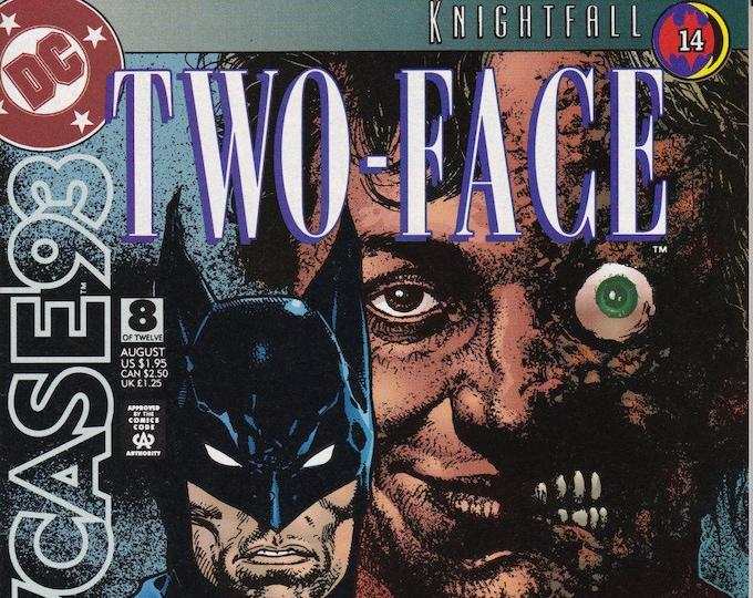 Showcase 93 #8    August 1993    DC Comics   Grade NM