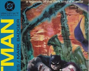 Batman Jazz #1 - April 1995 Issue - DC Comics - Grade NM