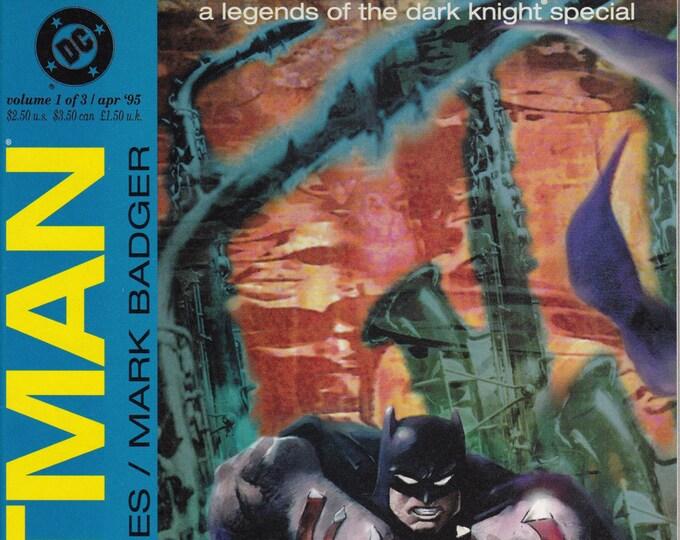 Batman Jazz #1  April 1995   DC Comics  Grade NM