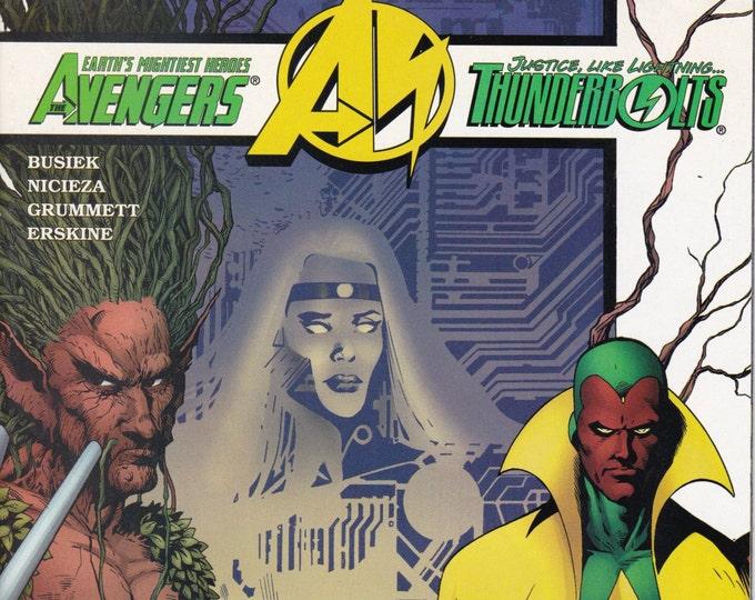 Avengers/Thunderbolts #5  August  Marvel Comics  Grade VF