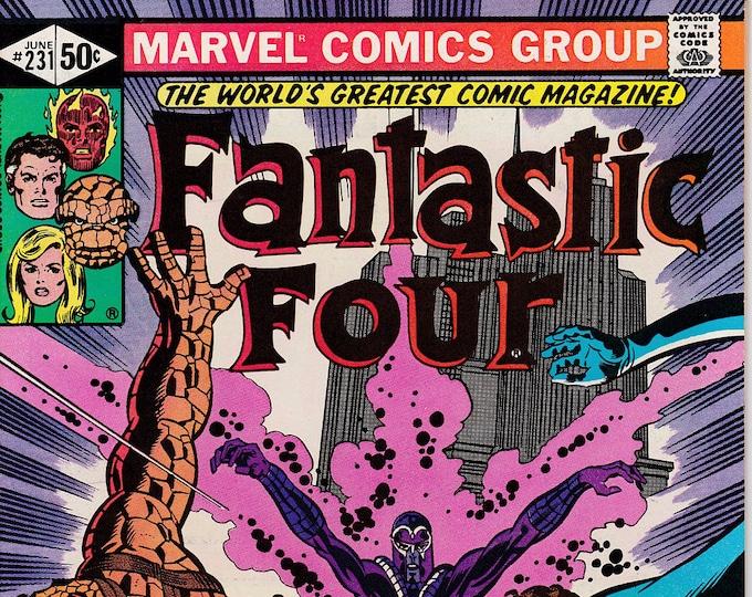 Fantastic Four #231  June 1981  Marvel Comics  Grade VF/NM