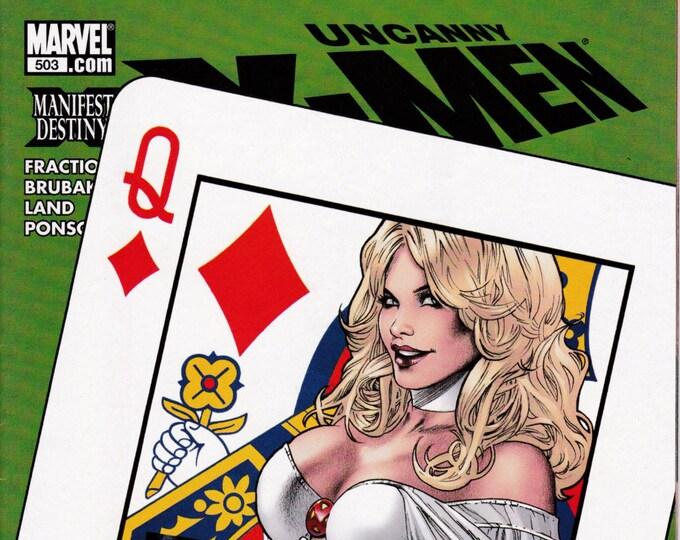 Uncanny X-Men #503   December   Marvel Comics   Grade NM