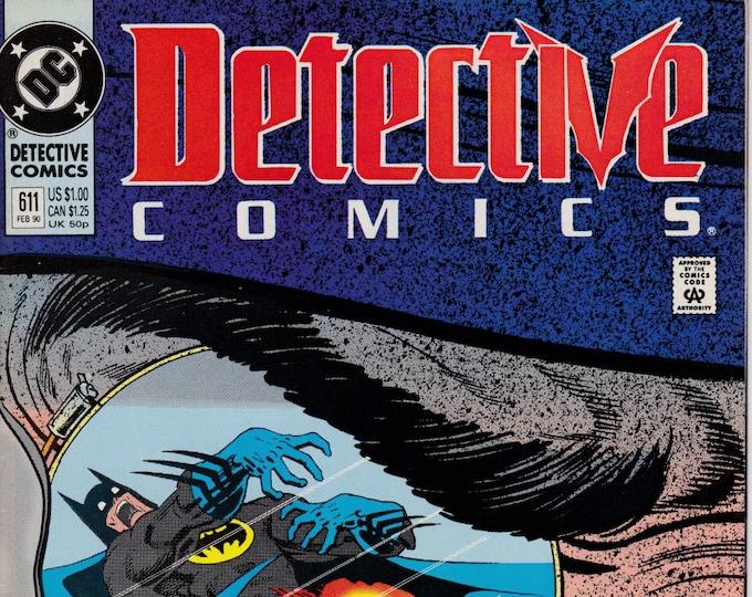 Detective Comics #611   February 1990   DC Comics   Grade NM
