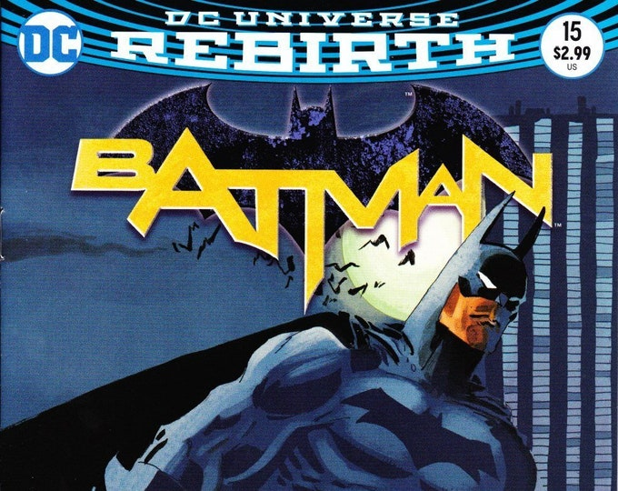 Batman #15 Cover B March Issue DC Comics Grade NM