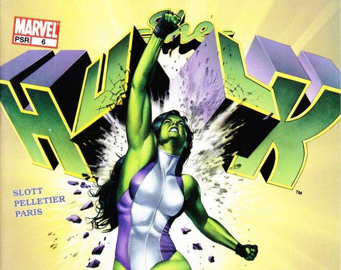 She-Hulk #6 October 2004 Marvel Comics  Grade NM