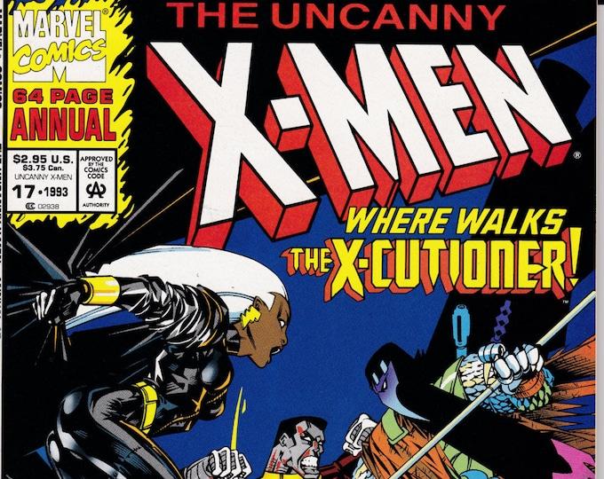 Uncanny X-Men Annual #17U  1993   Marvel Comics   Grade NM