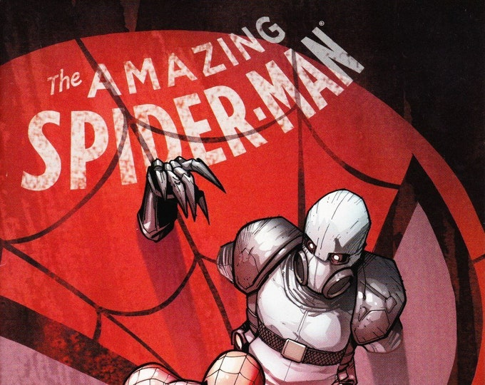 Amazing Spider-Man #17 Cover A  June Issue Marvel Comics Grade NM