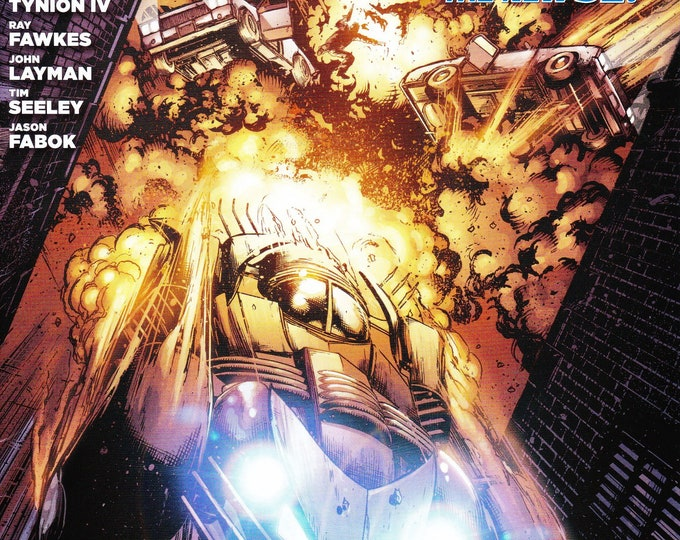 Batman Eternal #3 June 2014 DC Comics Grade NM