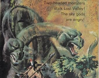 Turok Son of Stone #97 July 1975  Gold Key Comics  Grade Fine