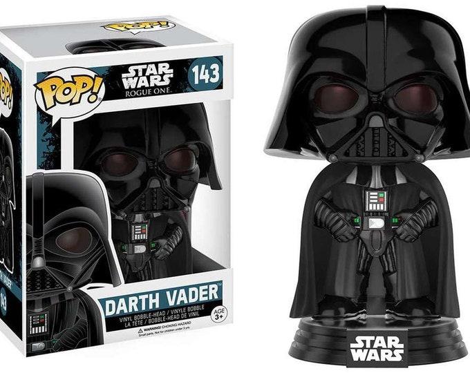 Star Wars Rogue One Darth Vader Bobble Head POP! #143 Funko