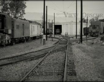 Rail Days     Union Pacific E8A Diesel Locomotive #942       Orange Empire Railway Museum, CA