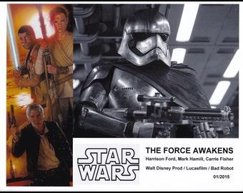 Star Wars: The Force Awakens - Retro Style Lobby Card Print - Version 5