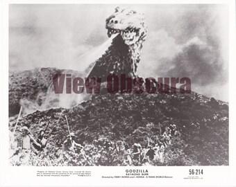 Godzilla (1954) Movie Still #1  8x10  Print