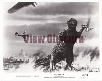 Godzilla (1954) Movie Still #2  8x10 Movie Photograph Ready For Framing