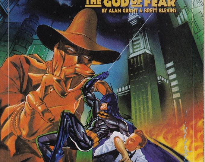 Batman Shadow of the Bat #17  September 1993 DC Comics  Grade NM