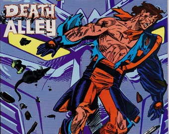 Manhunter #15 - July 1989 Issue - DC Comics - Grade Fine