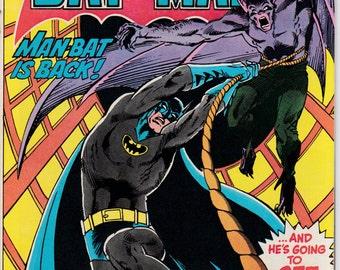 Batman #342 - December 1981 Issue - DC Comics - Grade NM