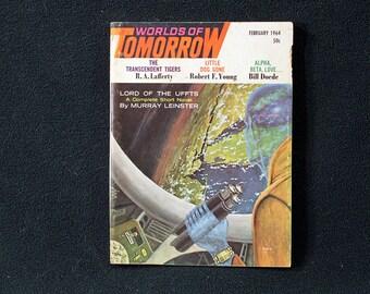 Fantasy Fiction Magazine for August 1953 Vintage Fantasy | Etsy