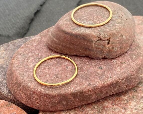 Thin Stacking Ring