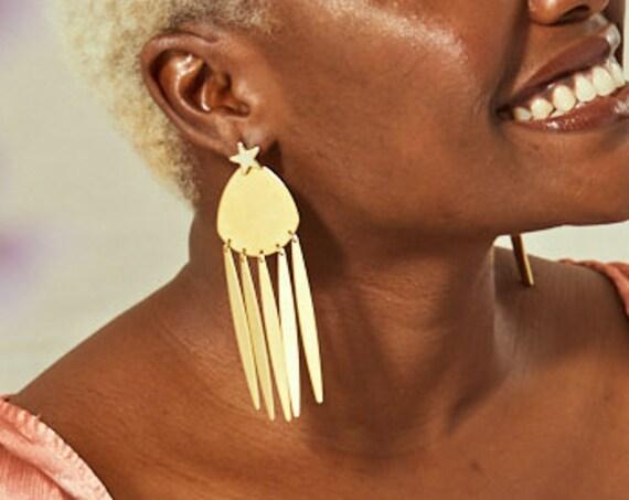 Koya Earrings