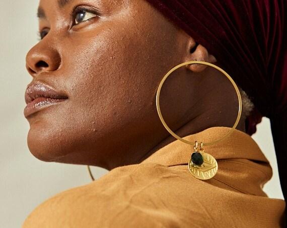 Queen Amina Earrings