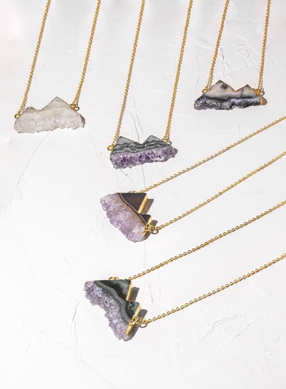 Mountain Necklace- small size