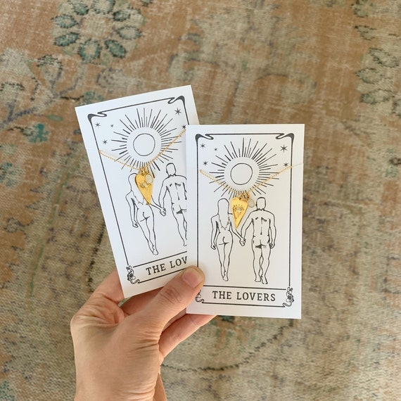 Tarot Collection- The Lovers