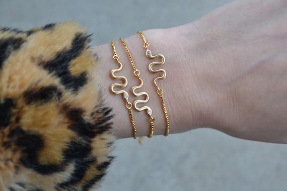 Snake Slide Bracelet