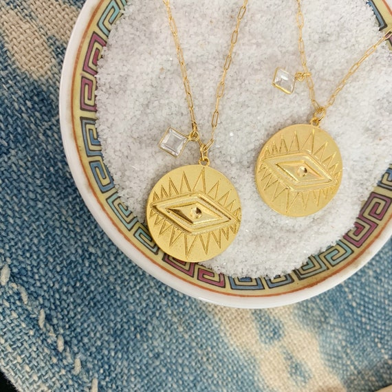 Camden Coin Necklace