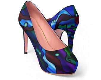 d782db17628 Stripper heels | Etsy