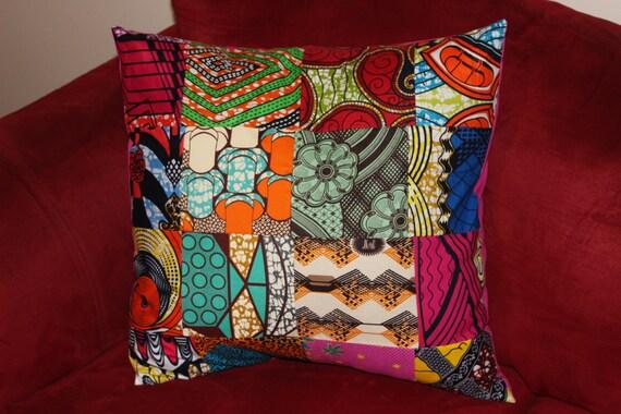 Ankara pillow cases | Etsy