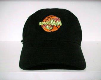 dell annata looney tunes warner brothers spazio marmellata cinturino  posteriore cappello osfa aria micheal jordan d7458fd17244