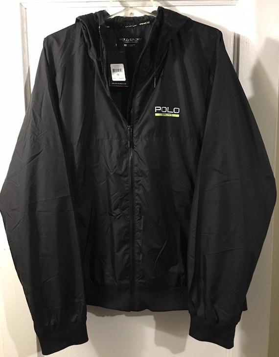 682d3f05c ralph lauren polo sport performance jacket sz xxl ivy bear