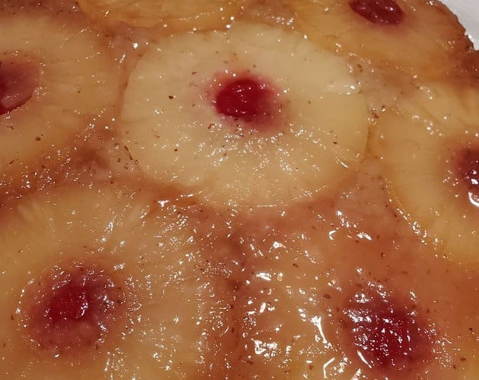 Gluten Free Pineapple upside down cake *local sale only*