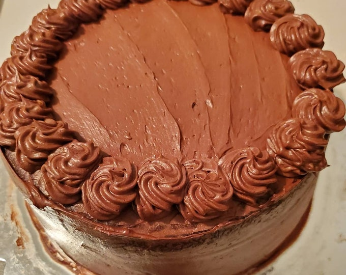 3 layer chocolate cake *NOT for online sale*
