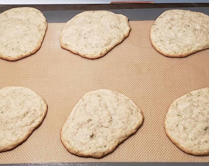 Herbed Unleavened bread