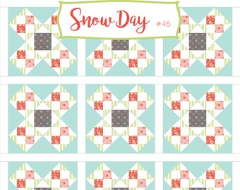 Snow Day Quilt Pattern