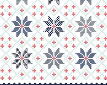 Isle Star Quilt Pattern