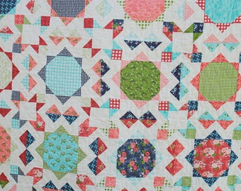 Morocco Quilt Pattern