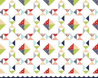 Fireworks Quilt Pattern