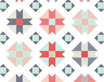 Ribbon Dance Quilt Pattern