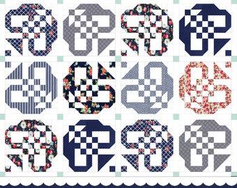 Queen Bee Quilt Pattern