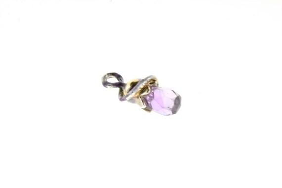 Enamel Pendant Sterling Silver Pendant Drop Necklace Giampouras Teal Pendant Geometric Necklace Oval Drops Minimal Pendant