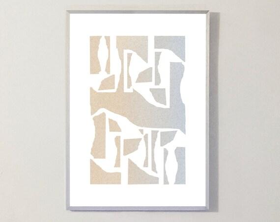 Print TORN III