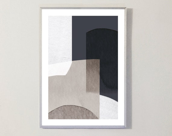 Print ABSTRACT XII
