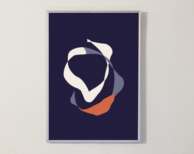 Featured listing image: Print CONNECTED SHAPES