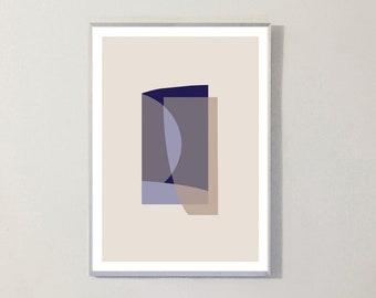 Print ABSTRACT XV-II