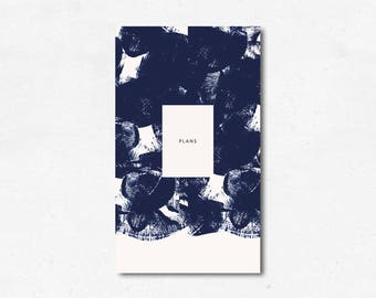 Plan planner, calendar-undated
