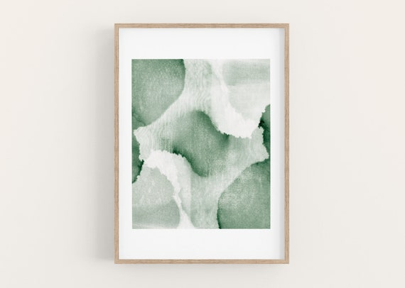 Print WATERCOLOR V - multiple colors