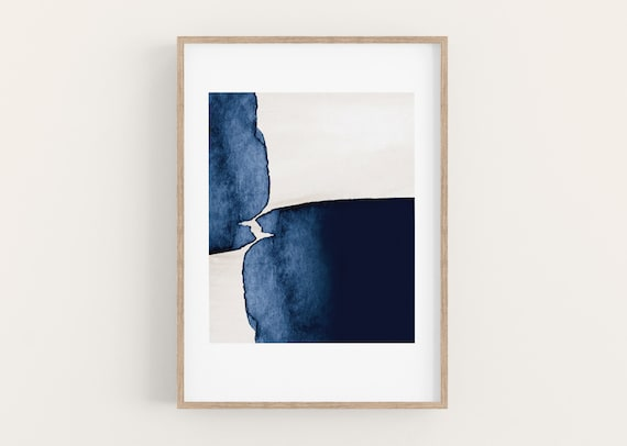 Print WATERCOLOR VIII